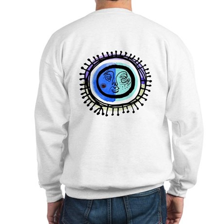 Sun Face Sweatshirt