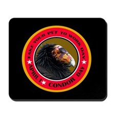 TAKE CONDOR Mousepad