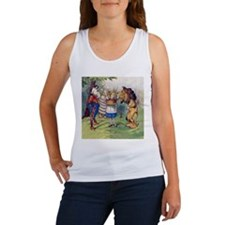 The Lion and The Unicorn Women's Tank Top