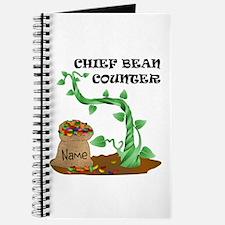 Chief Bean Counter Journal