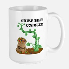 Chief Bean Counter Mug