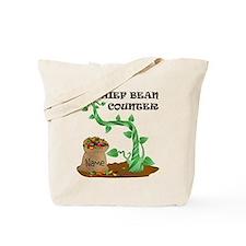 Chief Bean Counter Tote Bag