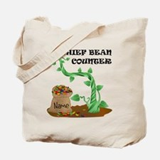 Chief Bean Counter Tote Bag