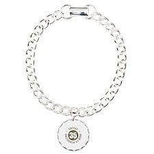 35th Vintage birthday Charm Bracelet, One Charm