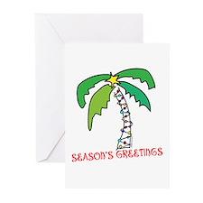 Tropical Christmas Greeting Cards (Pk of 20)