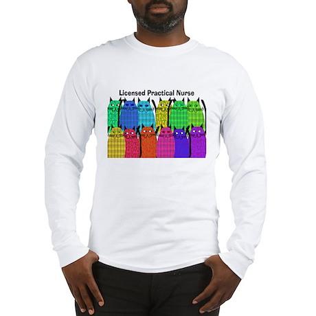 LPN cats.PNG Long Sleeve T-Shirt
