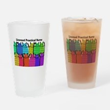 LPN cats.PNG Drinking Glass