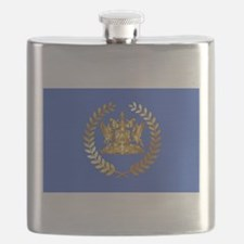 Trinidad and Tobago - Presidential Standard Flask