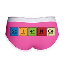 science.png Women's Boy Brief