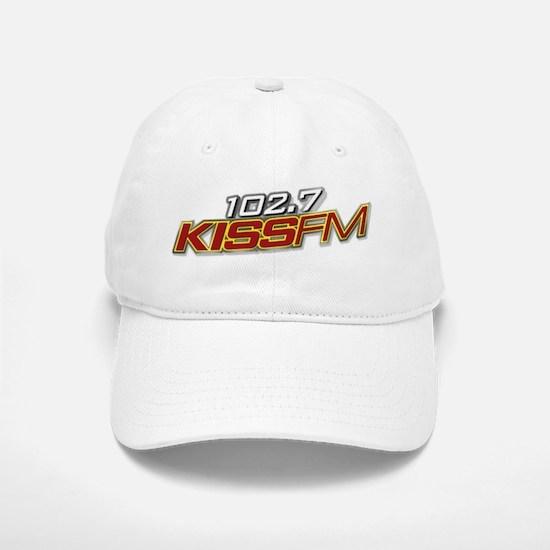 102.7 KISSFM Baseball Baseball Cap