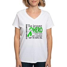 Bravest Hero I Knew NH Lymphoma Shirt