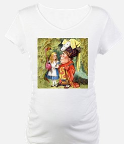 Alice and the Duchess Play Croquet Shirt