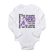 Bravest Hero I Knew H Lymphoma Long Sleeve Infant
