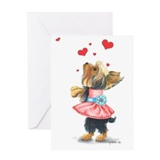 Love without ends Greeting Card