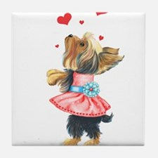 Love without ends Tile Coaster
