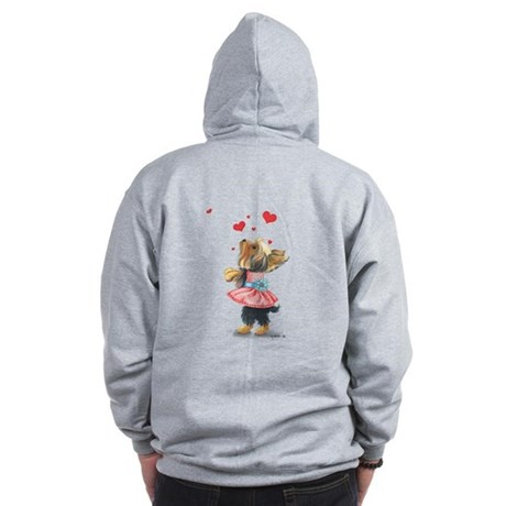 Love without ends Zip Hoodie