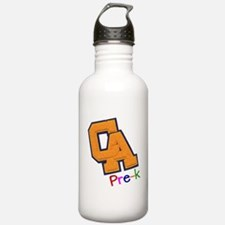 CA Pre-K Teacher Water Bottle