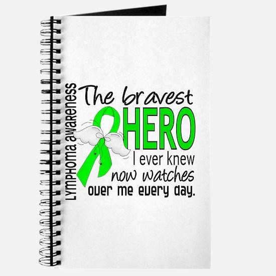 Bravest Hero I Knew Lymphoma Journal