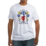 Clephane Coat of Arms Fitted T-Shirt