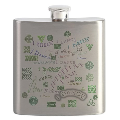 Celtic Dancing Transpaarent copy.pcx Flask