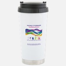 PIFRipple Stainless Steel Travel Mug