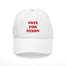 Vote For Nixon Baseball Cap