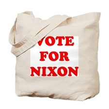 Vote For Nixon Tote Bag