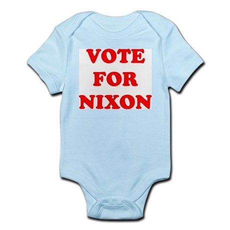 Vote For Nixon Infant Creeper