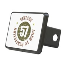57th Vintage birthday Hitch Cover