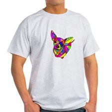 Colored Chihuahua T-Shirt