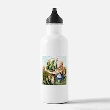 Alice Seeks Advice From the Caterpillar Water Bottle
