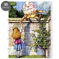 Alice and Humpty Dumpty Puzzle