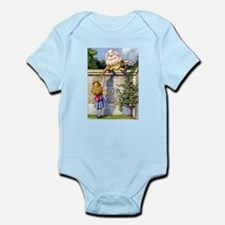 Alice and Humpty Dumpty Infant Bodysuit