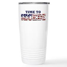 Secede Flag Travel Mug