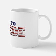 Secede Flag Mug