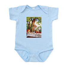 Mad Hatter's Tea Party Infant Bodysuit