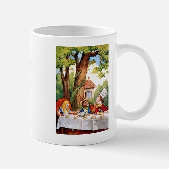 Mad Hatter's Tea Party Mug