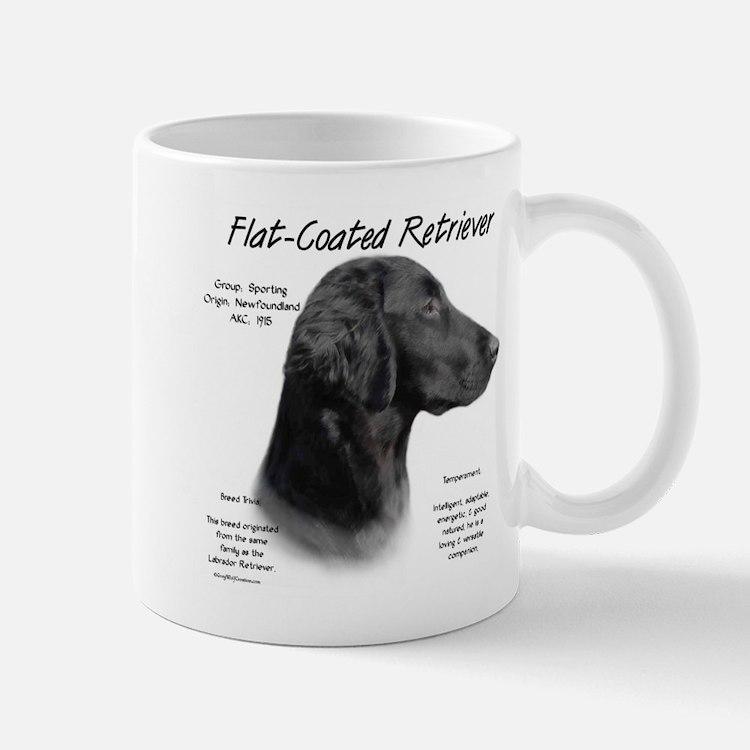 Flat Coat Small Small Mug