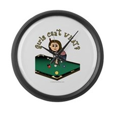 billiards-light.png Large Wall Clock