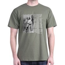 """Chief Seattle"" T-Shirt"