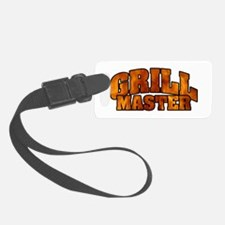 Grill Master Luggage Tag