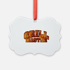 Grill Master Ornament