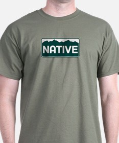 CO - Colorado - Native T-Shirt