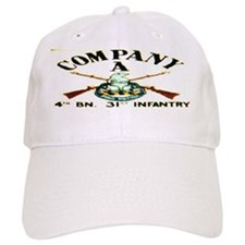 A company 4/31 196th infantry Cap