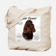 Field Spaniel  Tote Bag