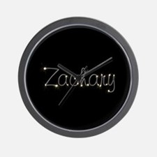 Zachary Spark Wall Clock