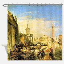 William Turner Venice Shower Curtain