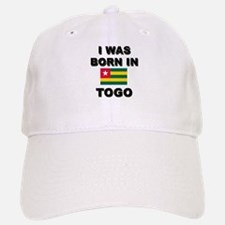 I Was Born In Togo Baseball Baseball Cap