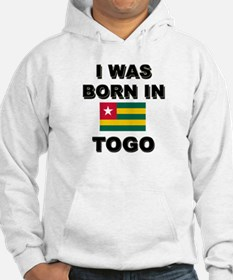 I Was Born In Togo Hoodie