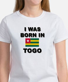 I Was Born In Togo Women's T-Shirt